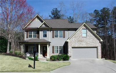 Acworth Single Family Home For Sale: 222 Sable Ridge Way