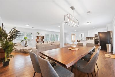 East Point Single Family Home For Sale: 4050 Washington Road