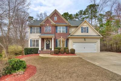 Powder Springs Single Family Home For Sale: 6182 Windflower Drive