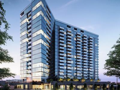 Atlanta Condo/Townhouse For Sale: 788 W Marietta Street #1310