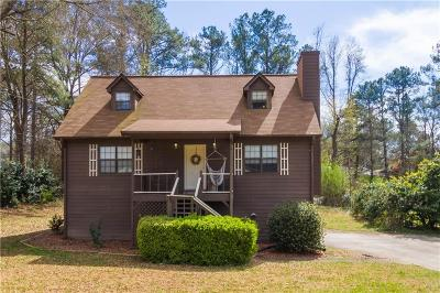 Austell Single Family Home For Sale: 2529 Dogwood Hills Court