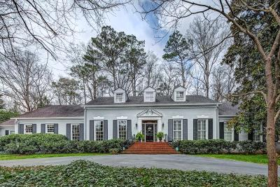Single Family Home For Sale: 3602 Haddon Hall Road NW