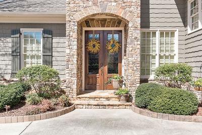 Alpharetta Single Family Home For Sale: 3036 Haynes Cove
