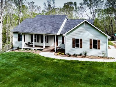 Cherokee County Single Family Home For Sale: 531 Gold Rush Court