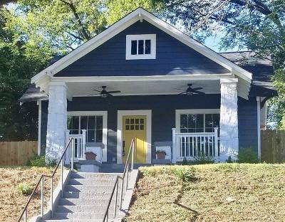 West End Single Family Home For Sale: 1447 Beecher Street SW