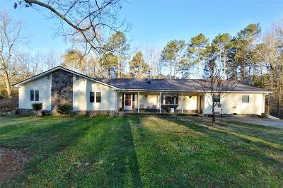 Lawrenceville Single Family Home For Sale: 1662 Collins Hill Road