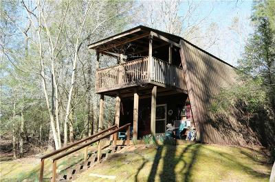 White County Single Family Home For Sale: 880 Deer Woods Trail