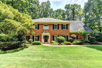 Sandy Springs Single Family Home For Sale: 9560 Marsh Cove Court