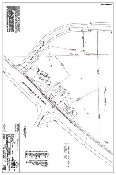 Alpharetta Residential Lots & Land For Sale: 10740 Jones Bridge Road