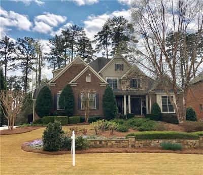 Kennesaw Single Family Home For Sale: 2163 Tayside Crossing NW