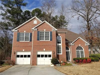 Lawrenceville Single Family Home For Sale: 2205 Carlysle Cove Drive