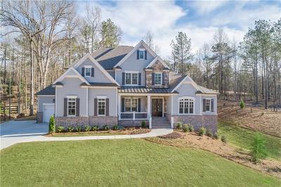 Alpharetta, Cumming, Milton, Johns Creek, Roswell Single Family Home For Sale: 3640 Muirfield Drive