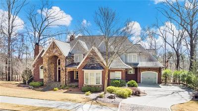Walton County, Gwinnett County, Barrow County, Hall County, Forsyth County Single Family Home For Sale: 1098 Crescent River Pass