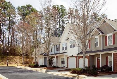 Lawrenceville Condo/Townhouse For Sale: 1044 Mosscroft Lane