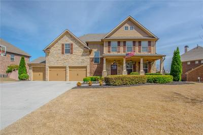 Suwanee Single Family Home For Sale: 1645 Thunder Gulch Pass