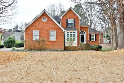 Eagle Watch Single Family Home For Sale: 3614 Broken Arrow Drive