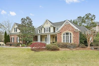 Marietta Single Family Home For Sale: 1441 Castlebrooke Way