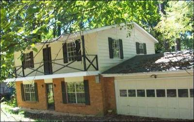 Norcross Single Family Home For Sale: 1601 Danbury Court