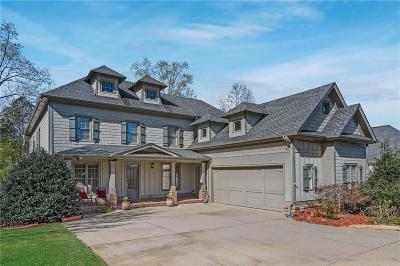 Cumming Single Family Home For Sale: 3405 Valley Crest Way