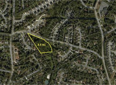 Dunwoody Residential Lots & Land For Sale: 4881 Dunwoody Club Drive
