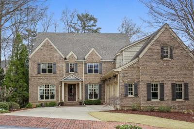 Atlanta Single Family Home For Sale: 1625 High Trail