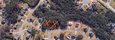 Paulding County Residential Lots & Land For Sale: 91 Hickory Creek Lane