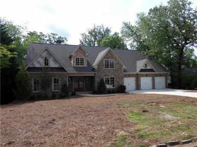 Sandy Springs Single Family Home For Sale: 4561 Stella Drive