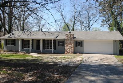 Clayton County Single Family Home For Sale: 9253 Country Place