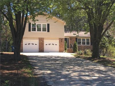 Lilburn Single Family Home For Sale: 446 Francis Place SW
