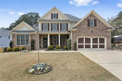 Acworth Single Family Home For Sale: 4815 Saddle Creek Court