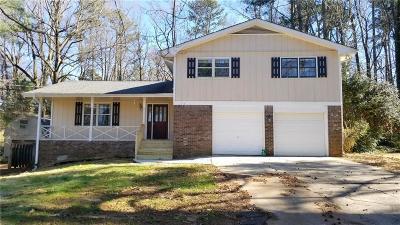 Lawrenceville Single Family Home For Sale: 1744 Lamancha Drive