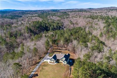Talking Rock Single Family Home For Sale: 2185 Carver Mill Road