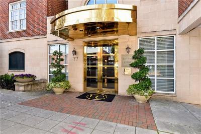 Atlanta Condo/Townhouse For Sale: 77 Peachtree Pl NE #308