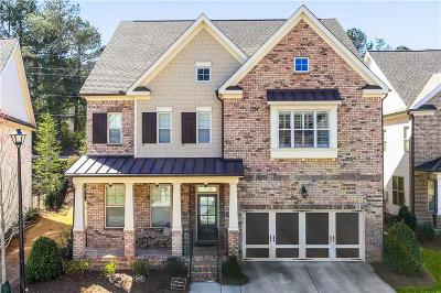 Alpharetta GA Single Family Home For Sale: $564,900