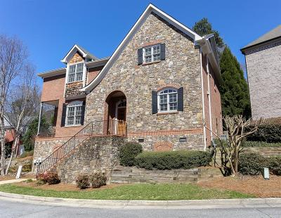 Atlanta Single Family Home For Sale: 2 Bohler Point NW