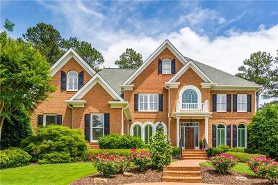 Marietta Single Family Home For Sale: 84 Old Stonemill Road NE