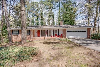 Single Family Home For Sale: 2365 Young Drive