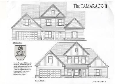 Jasper Single Family Home For Sale: 190 Village Ridge