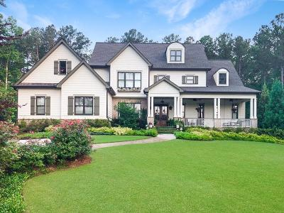 Carrollton Single Family Home For Sale: 193 Stonegate Trail