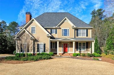 Powder Springs Single Family Home For Sale: 4920 Red Cliff Court