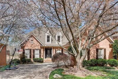 Alpharetta Single Family Home For Sale: 1120 Longcreek Pointe