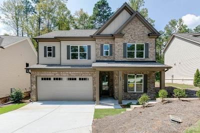 Snellville Single Family Home For Sale: 2615 Timler Trace
