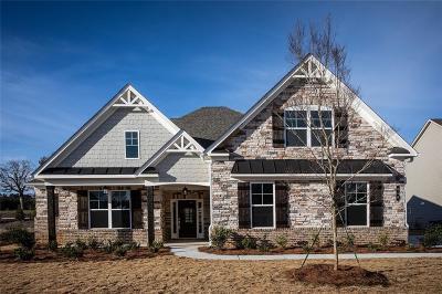 Single Family Home For Sale: 3762 Ebenezer Road