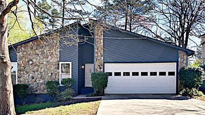 Lawrenceville Single Family Home For Sale: 1431 Brays Mill Trace