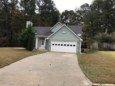 Alpharetta Single Family Home For Sale: 4860 Minden Chase