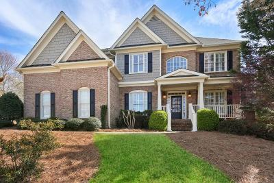 Sandy Springs Single Family Home For Sale: 230 Trowbridge Road