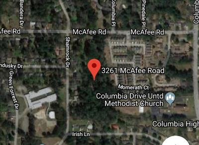 Decatur Residential Lots & Land For Sale: 3261 McAfee Road