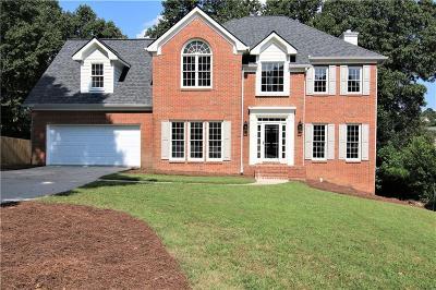 Alpharetta Single Family Home For Sale: 10575 Aviary Drive