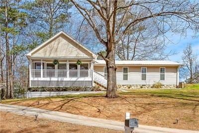 Kennesaw Single Family Home For Sale: 1752 Johnston Trail NW