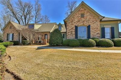 Braselton Single Family Home For Sale: 1095 Belmont Place